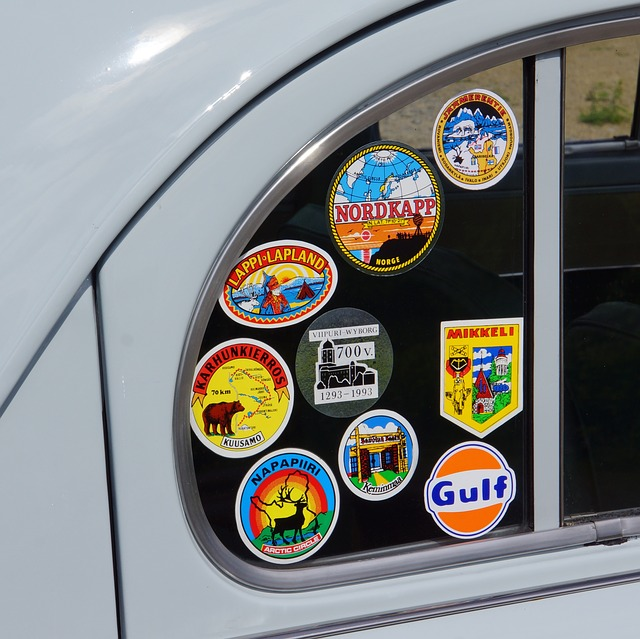 How To Safely Remove Stickers From Your Auto Glass